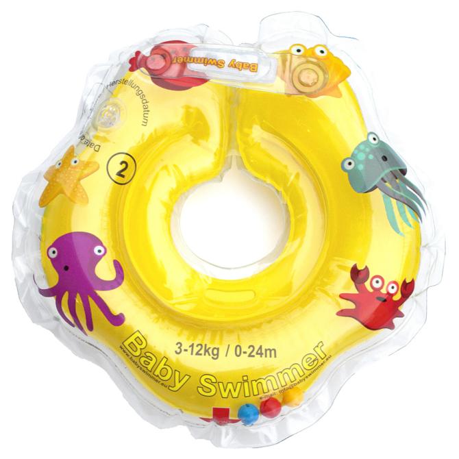 y-babyswimmer-żółty-kołnierz-koło-do-kąpieli-dla-niemowląt-BS01O-B-Y-1