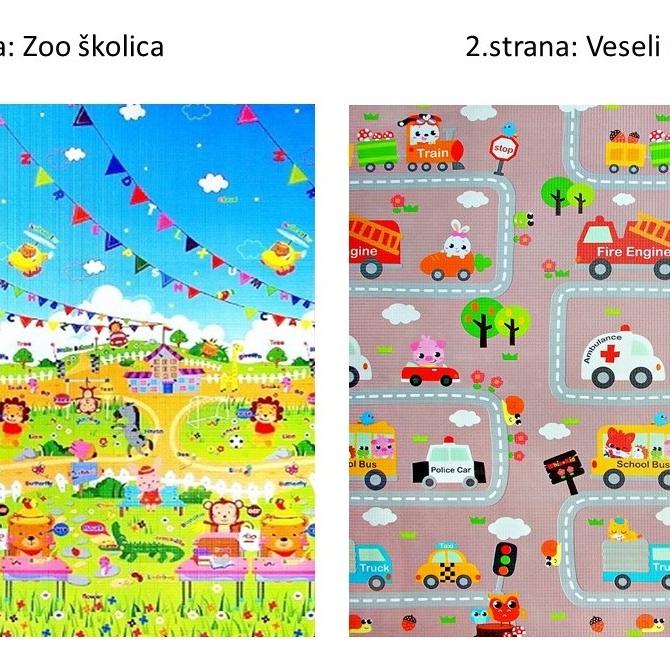 Zoo školica i Veseli saobraćaj